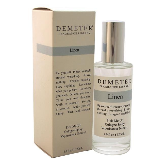 LINEN BY DEMETER FOR UNISEX -  COLOGNE SPRAY