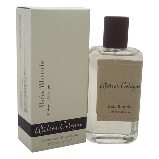 BOIS BLONDS BY ATELIER COLOGNE FOR UNISEX -  COLOGNE ABSOLUE SPRAY