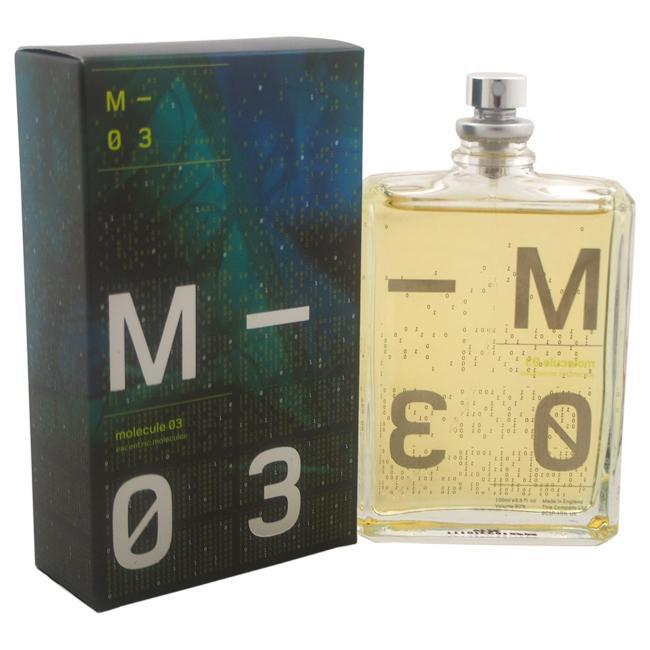 MOLECULE 03 BY ESCENTRIC MOLECULES FOR UNISEX -  Eau De Toilette SPRAY