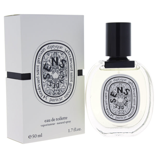 Eau des Sens by Diptyque for Unisex -  Eau de Toilette Spray