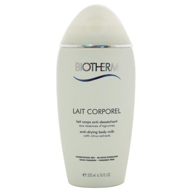 Lait Corporel Anti-Drying Body Milk by Biotherm for Unisex - 6.76 oz Body Milk