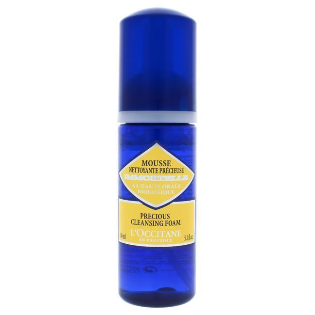 Immortelle Precious Cleansing Foam by LOccitane for Unisex - 5.1 oz Cleanser