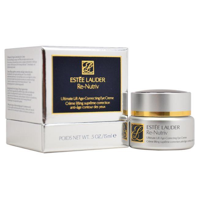 Re-Nutriv Ultimate Lift Age-Correcting Eye Creme by Estee Lauder for Unisex - 0.5 oz Creme