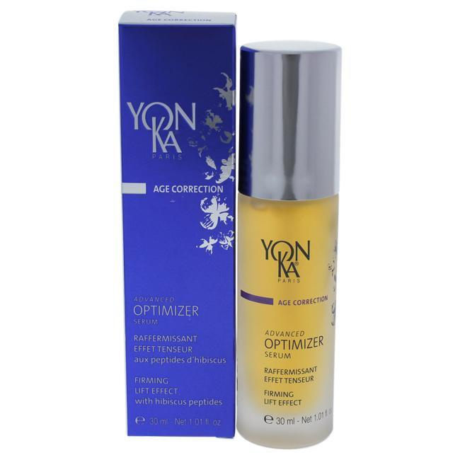 Age Correction Advanced Optimizer Serum by Yonka for Unisex - 1.01 oz Serum