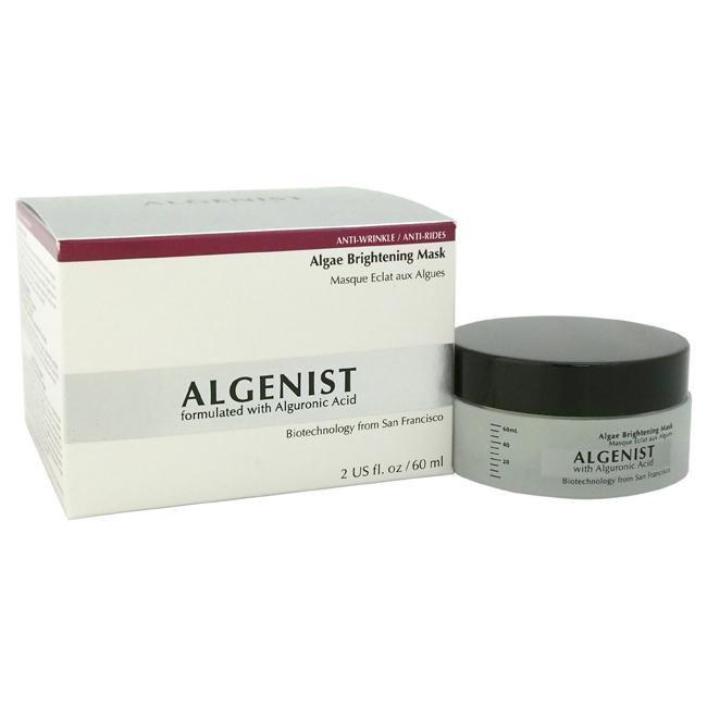 Algae Brightening Mask by Algenist for Unisex - 2 oz Mask