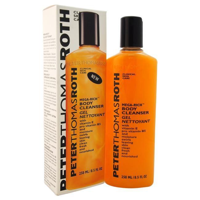 Mega-Rich Body Cleanser by Peter Thomas Roth for Unisex - 8.5 oz Cleanser