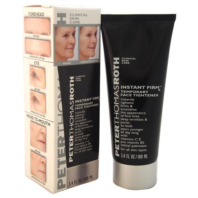 Instant Firmx Temporary Face Tightener by Peter Thomas Roth for Unisex - 3.4 oz Cream