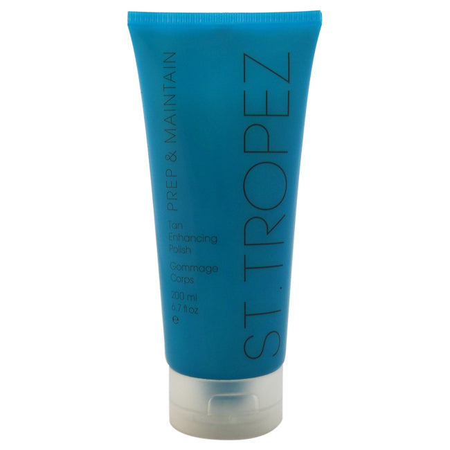 Prep and Maintain Tan Enhancing Polish by St. Tropez for Unisex - 6.7 oz Polisher