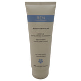 Rosa Centifolia Gentle Exfoliating Cleanser by REN for Unisex - 3.3 oz Cleanser