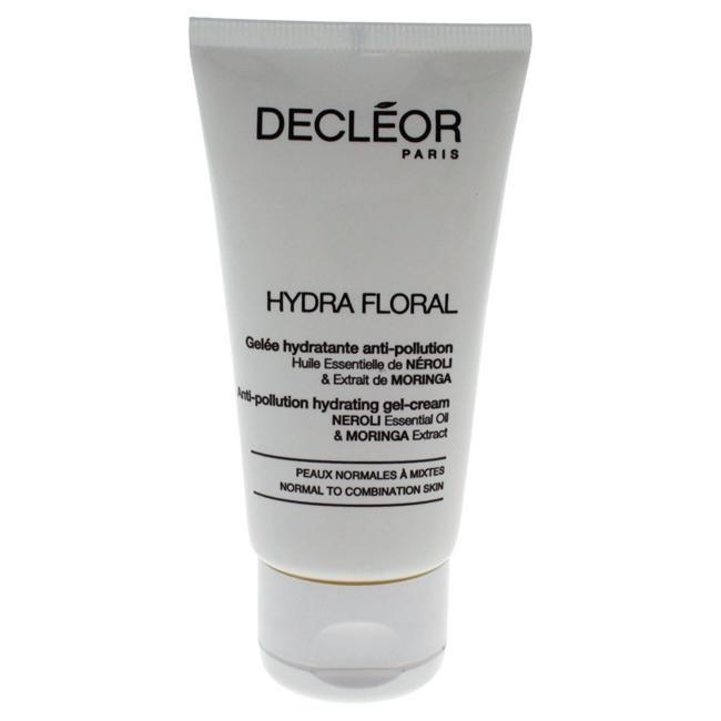 Hydra Floral Anti-Pollution Hydrating Gel-Cream by Decleor for Unisex - 1.7 oz Cream