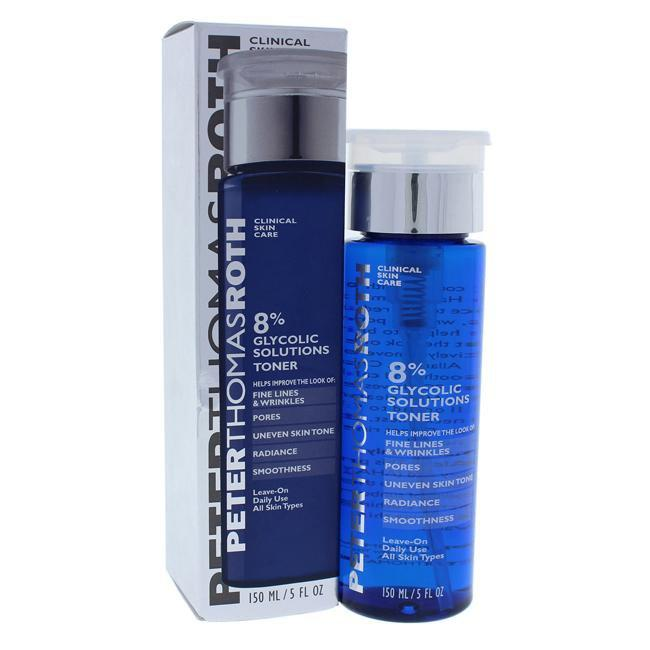 Glycolic Solutions 8% Toner by Peter Thomas Roth for Unisex - 5 oz Toner