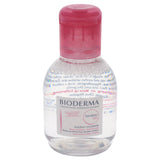 Sesibio H2O Make-Up Removing Micelle Solution by Bioderma for Unisex - 3.33 oz Makeup Remover