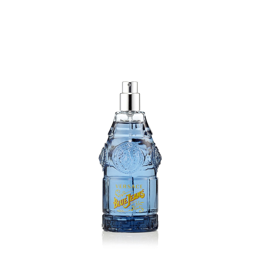 Versus Blue Jeans For Men By Gianni Versace Eau De Toilette Spray
