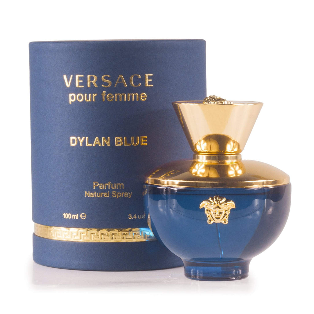 Dylan Blue Pour Femme For Women By Gianni Versace Eau De Parfum Spray