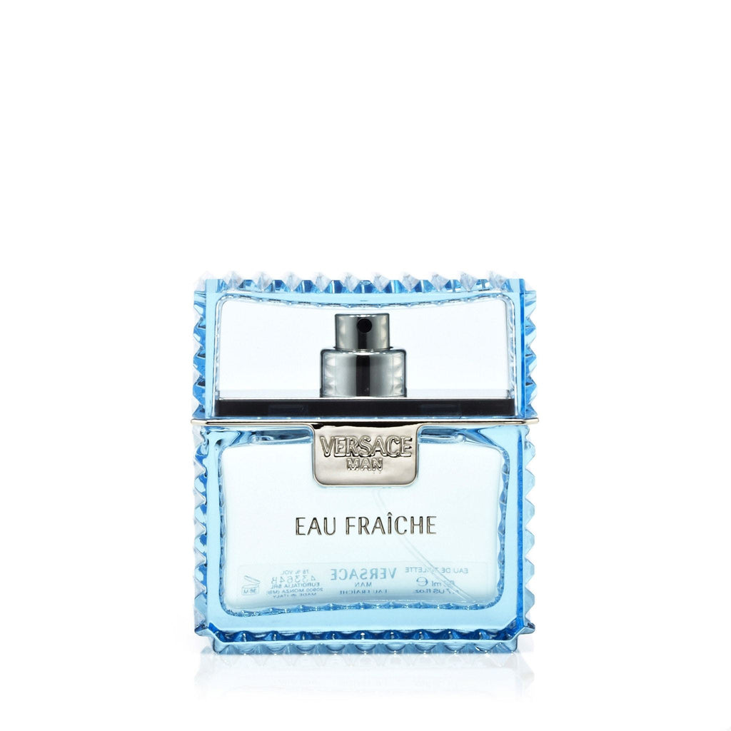 Versace Man Eau Fraiche Eau de Toilette Mens Spray 1.7 oz.