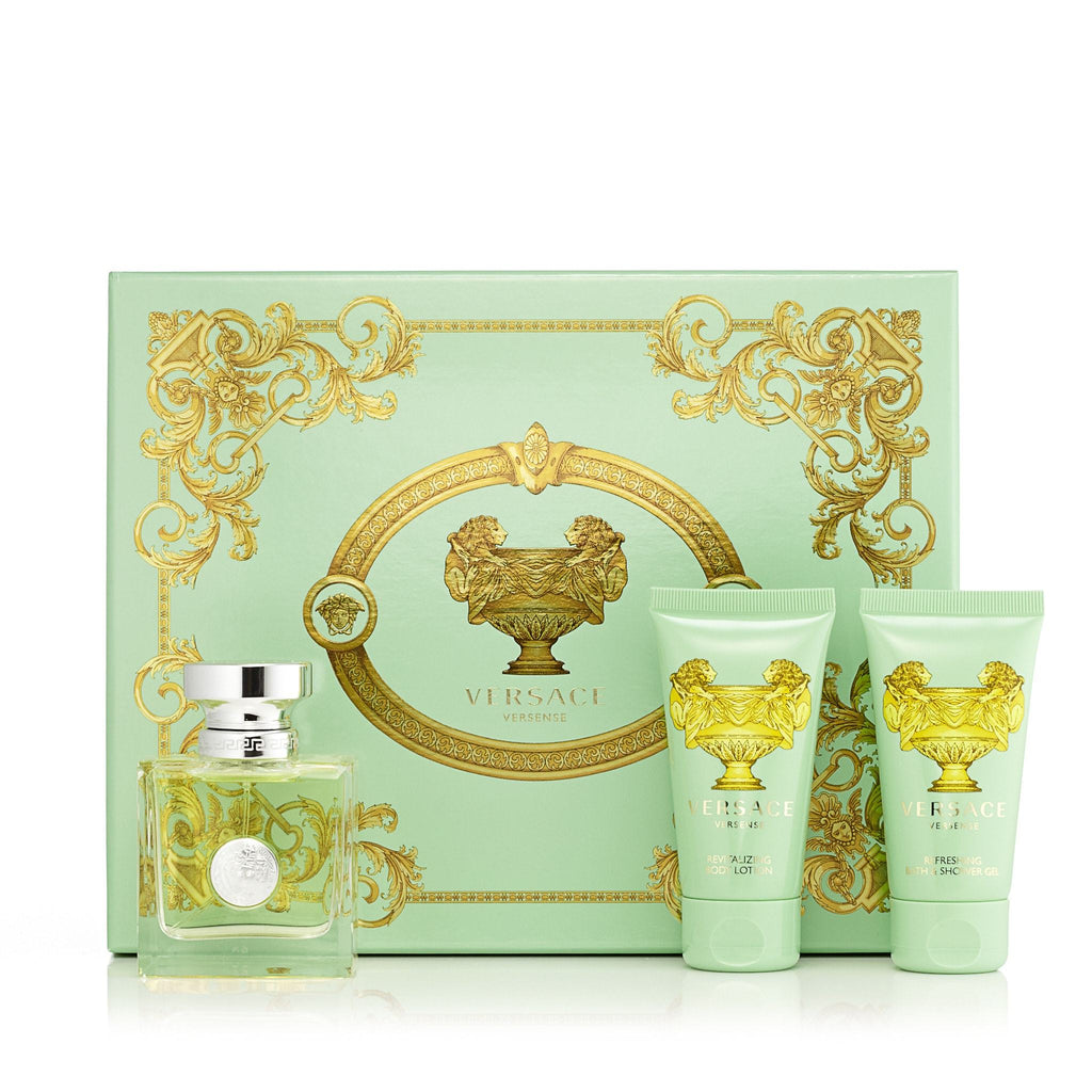 Versense Gift Set for Women by Versace 1.7 oz.