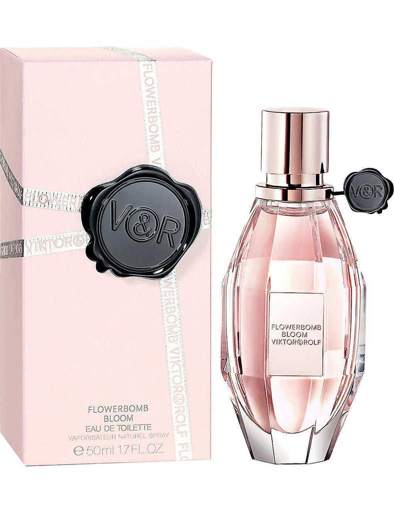 Flowerbomb Bloom Eau de Toilette Spray for Women by Viktor & Rolf