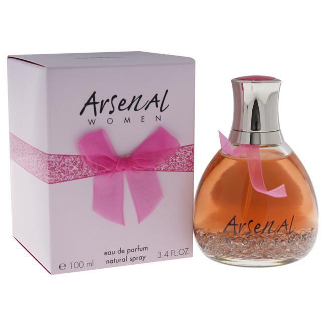 ARSENAL by Gilles Cantuel for Women -  Eau De Parfum Spray