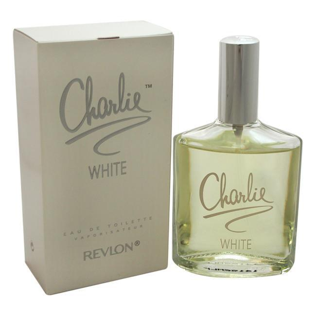 Charlie White by Revlon for Women -  Eau de Toilette - EDT/S