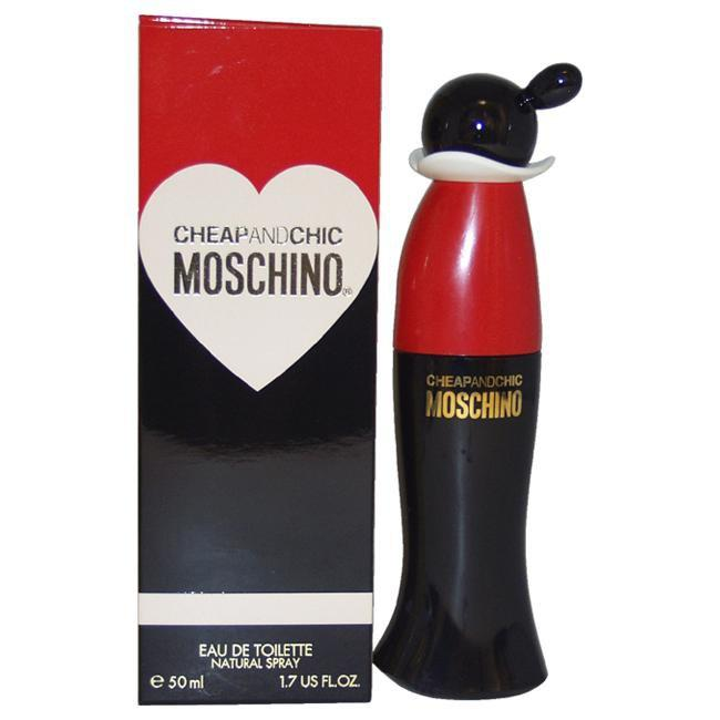 Cheap and Chic by Moschino for Women -  Eau de Toilette - EDT/S