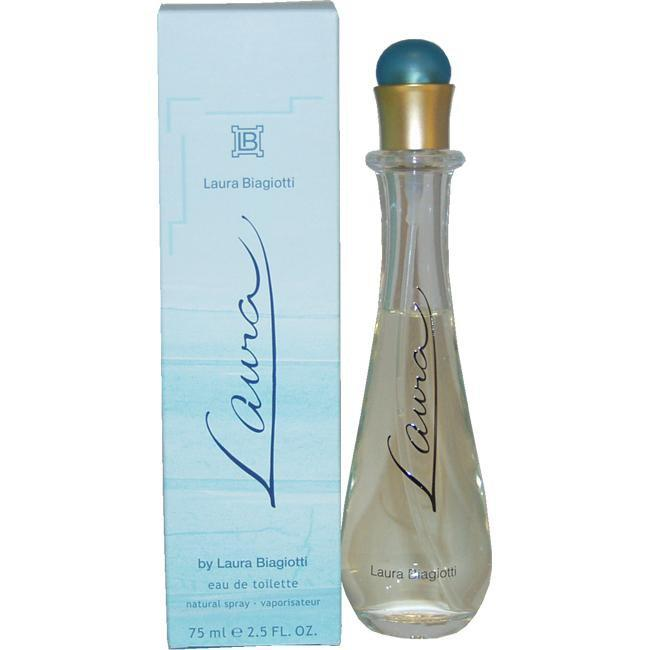 Laura by Laura Biagiotti for Women -  Eau De Toilette Spray