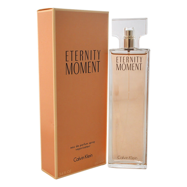 Eternity Moment by Calvin Klein for Women -  Eau de Parfum Spray