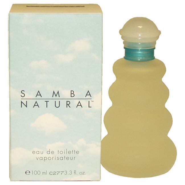 Samba natural by Perfumers Workshop for Women -  Eau De Toilette Spray