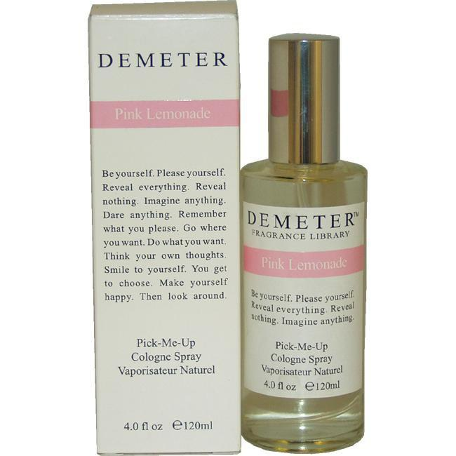 PINK LEMONADE BY DEMETER FOR WOMEN -  COLOGNE SPRAY