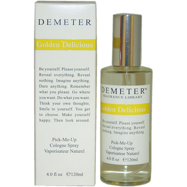 Golden Delicious by Demeter for Women -  Cologne Spray