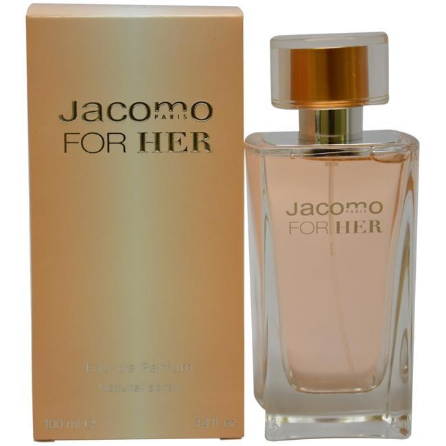 JACOMO FOR HER BY JACOMO FOR WOMEN -  Eau De Parfum SPRAY