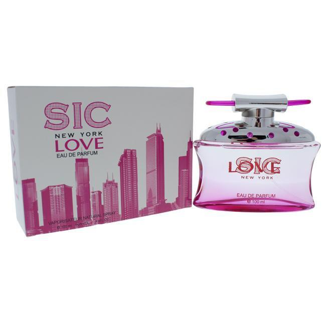 SEX IN THE CITY LOVE BY SEX IN THE CITY FOR WOMEN -  Eau De Parfum SPRAY