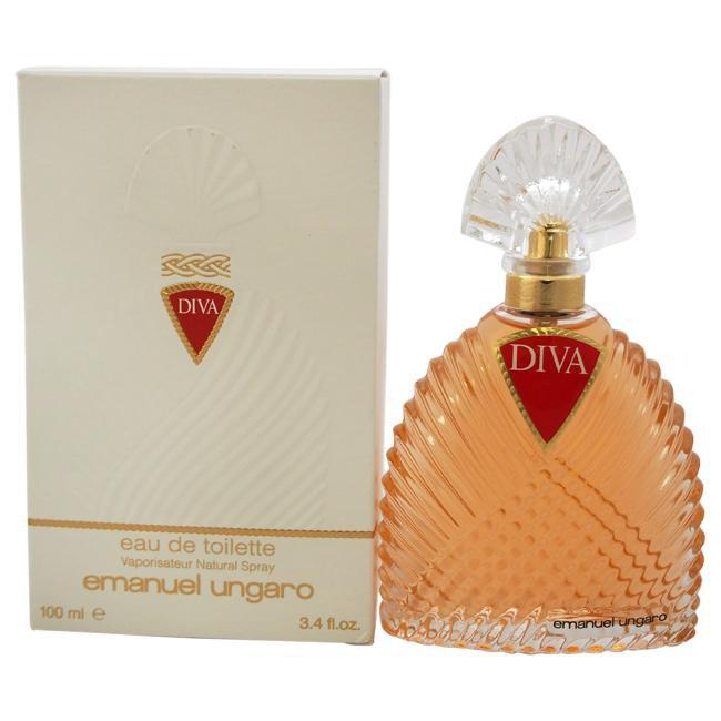 Diva by Emanuel Ungaro for Women -  Eau de Toilette - EDT/S