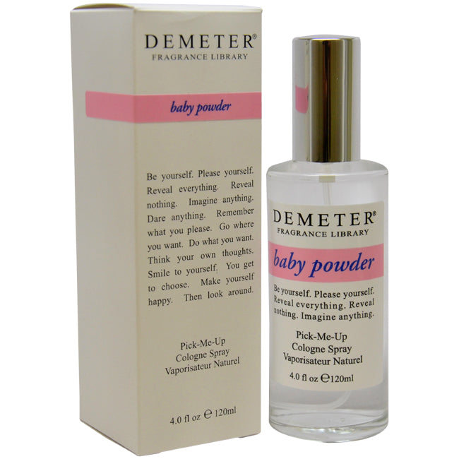 Baby Powder by Demeter for Women -  Cologne Spray