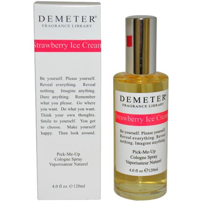 STRAWBERRY ICE CREAM BY DEMETER FOR WOMEN -  COLOGNE SPRAY