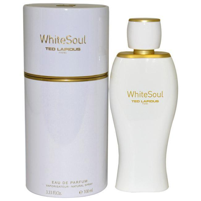WHITE SOUL BY TED LAPIDUS FOR WOMEN -  Eau De Parfum SPRAY