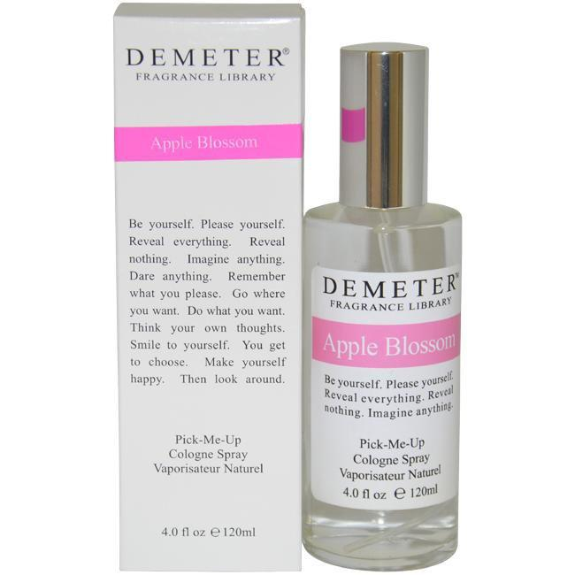 APPLE BLOSSOM BY DEMETER FOR WOMEN -  COLOGNE SPRAY