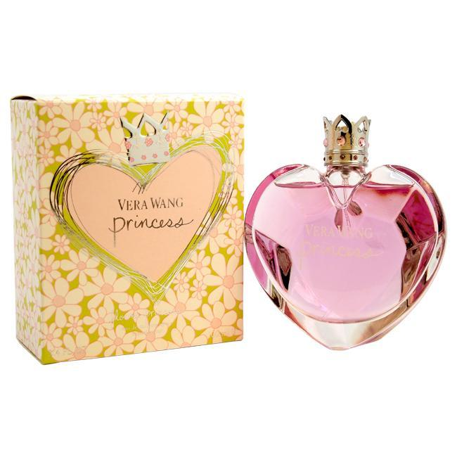 Vera Wang Flower Princess by Vera Wang for Women -  Eau de Toilette - EDT/S