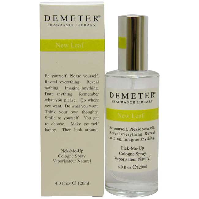 New Leaf by Demeter for Women -  Cologne Spray
