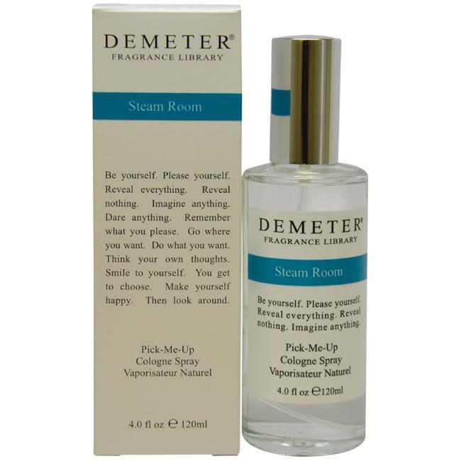 STEAM ROOM BY DEMETER FOR WOMEN -  COLOGNE SPRAY