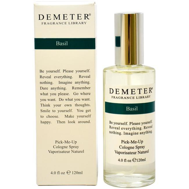 BASIL BY DEMETER FOR WOMEN -  COLOGNE SPRAY
