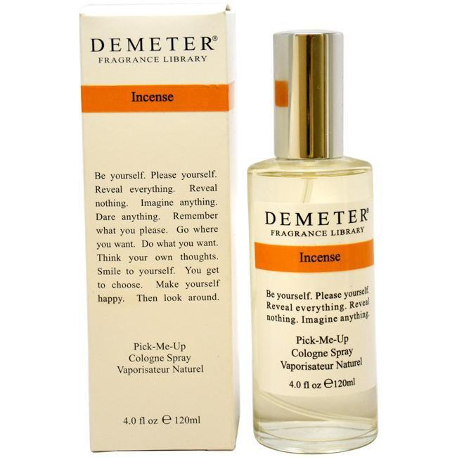 INCENSE BY DEMETER FOR WOMEN -  COLOGNE SPRAY