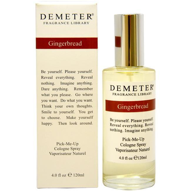 GINGERBREAD BY DEMETER FOR WOMEN -  COLOGNE SPRAY