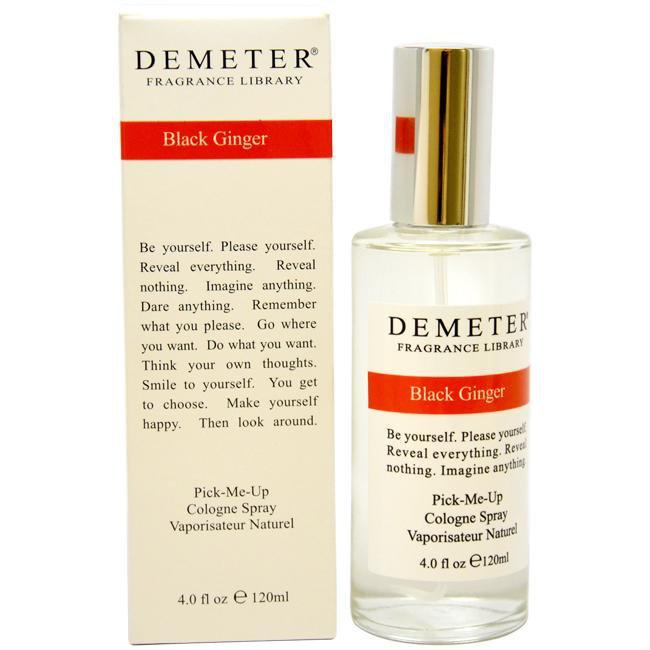 BLACK GINGER BY DEMETER FOR WOMEN -  COLOGNE SPRAY
