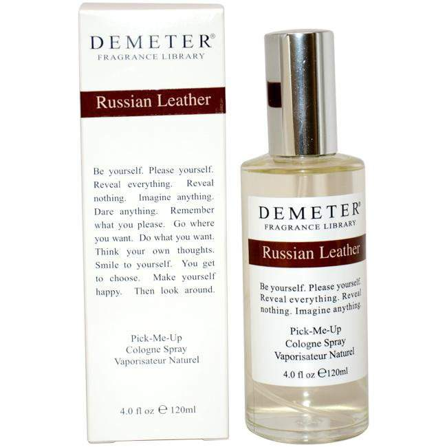 RUSSIAN LEATHER BY DEMETER FOR WOMEN -  COLOGNE SPRAY