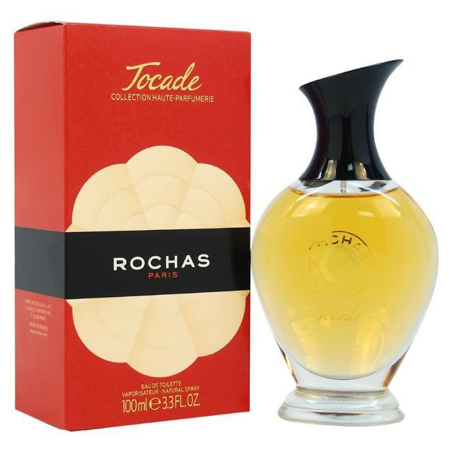 TOCADE BY ROCHAS FOR WOMEN -  Eau De Toilette SPRAY