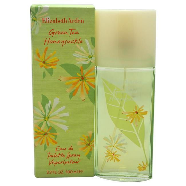 GREEN TEA HONEYSUCKLE BY ELIZABETH ARDEN FOR WOMEN -  Eau De Toilette SPRAY