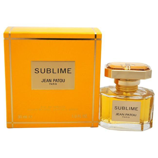 SUBLIME BY JEAN PATOU FOR WOMEN -  Eau De Parfum SPRAY