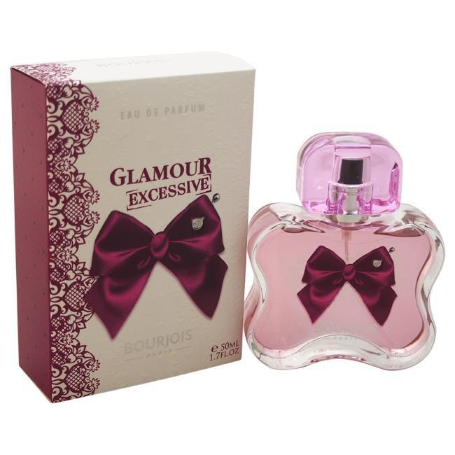 GLAMOUR EXCESSIVE BY BOURJOIS FOR WOMEN -  Eau De Parfum SPRAY