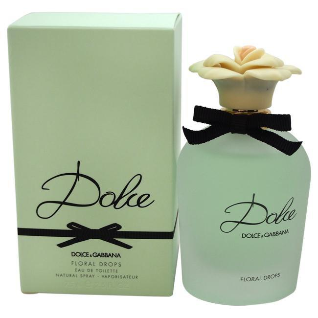 DOLCE FLORAL DROPS BY DOLCE AND GABBANA FOR WOMEN -  Eau De Toilette SPRAY