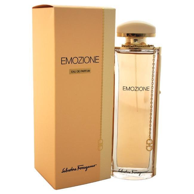EMOZIONE BY SALVATORE FERRAGAMO FOR WOMEN -  Eau De Parfum SPRAY